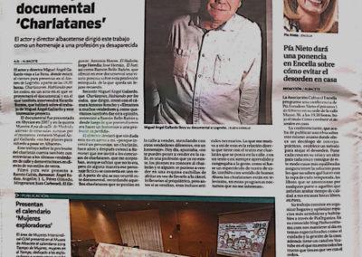 Pia>Organiza-La Tribuna de Albacete